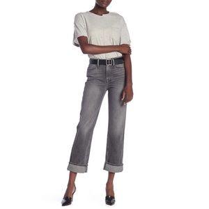 New Frame Denim Le High Straight Leg Jeans